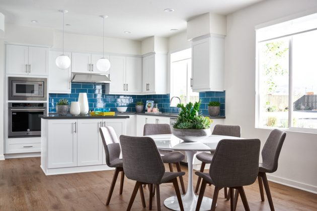 17 Spectacular Transitional Dining Room Designs You're Going To Adore