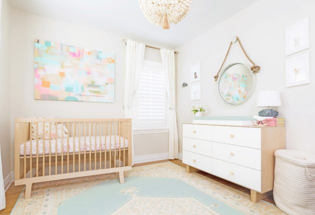 18 Adorable Transitional Nursery Designs For Your Little Loved Ones