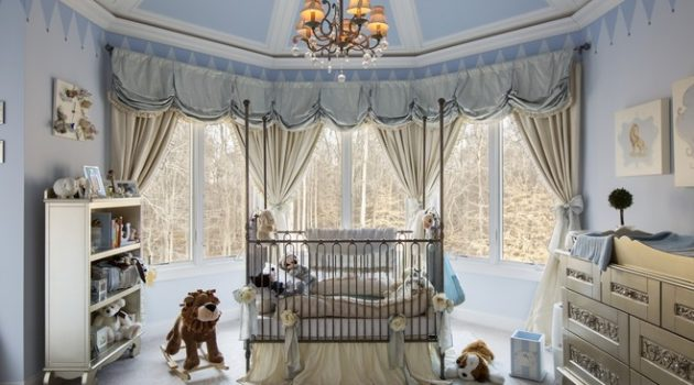 17 Captivating Baby's Rooms Which Are More Than Amazing