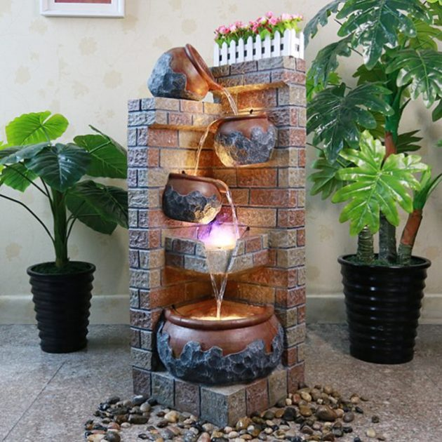 17 Outstanding Garden Fountains To Enhance Your Backyard