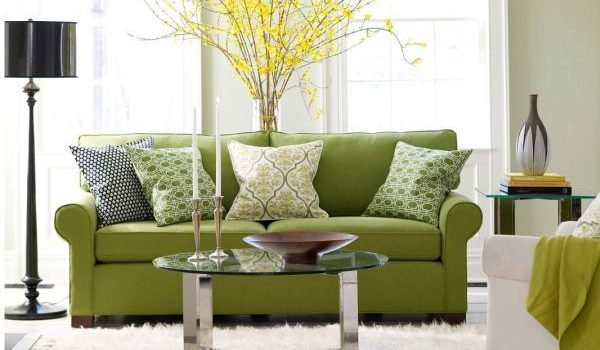 12 Stylish Ideas To Use Green Color In Every Interior