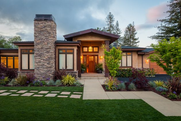 Ideas on Craftsman Style House Plans