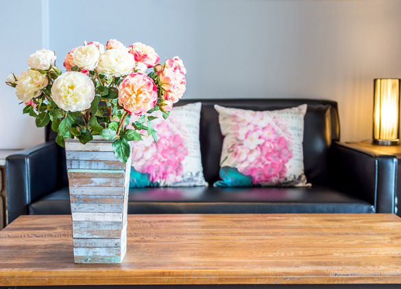 10 Fascinating Ways To Enter Spring Sensation In The Home