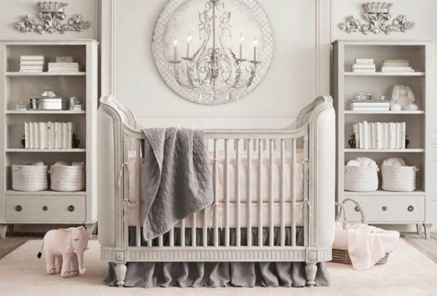 17 Captivating Babys Rooms Which Are More Than Amazing
