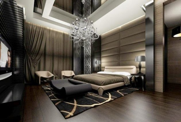 19 lavish bedroom designs that you shouldn 39 t miss for Luxury bedroom design