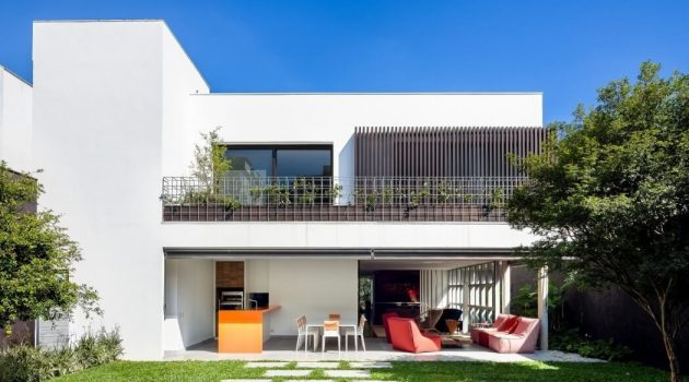 AA House by Pascali Semerdjian Architects in Sao Paulo, Brazil