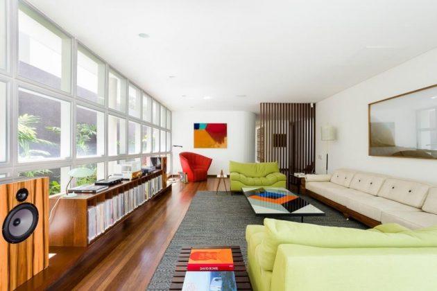 AA House by Pascali Semerdjian Architects in Sao Paulo, Brazil