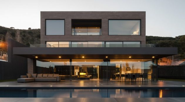 AC House by Francesc Rifé Studio in Barcelona, Spain