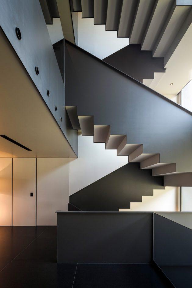 AC House by Francesc Rifé Studio in Barcelona, Spain