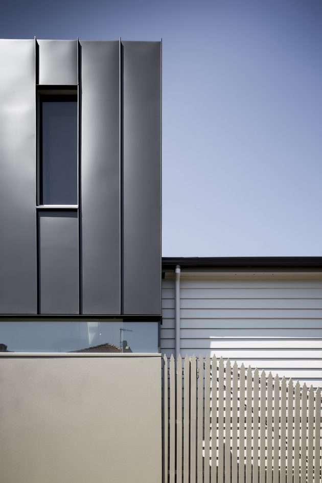 Armadale House 2 by Mitsouri Architects in Armadale, Australia
