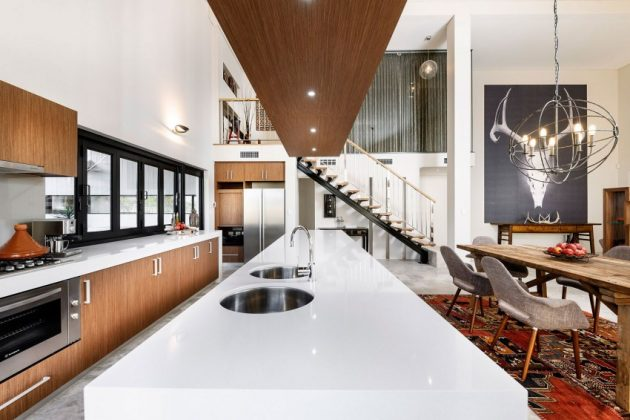 Bletchley Loft by The Rural Building Company in Perth, Australia