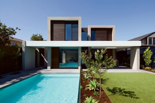 Brighton House by InForm Design in Melbourne, Australia