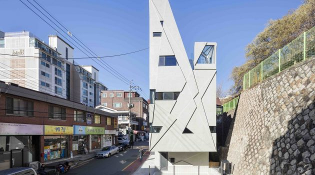 Dogok Maximum by Moon Hoon in Seoul, South Korea