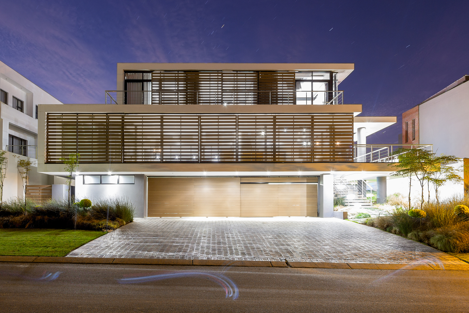 House Vista By Gottsmann Architects In Johannesburg South Africa