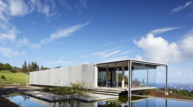 Lavaflow 5 by Craig Steely Architecture on Hawaii, USA