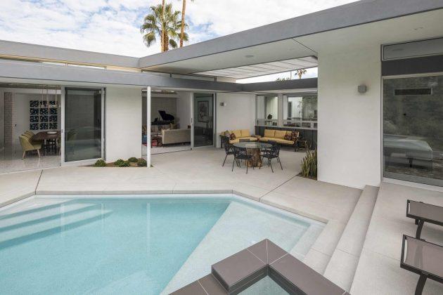 Ridge Vista by O2 Architecture in Palm Springs, California