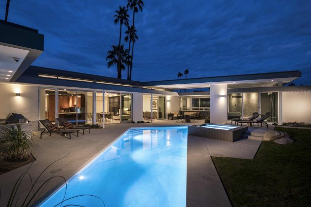 Ridge Vista by O2 Architecture in Palm Springs, California