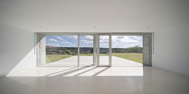 Rufo house by alberto campo baeza in toledo spain - Estudio arquitectura toledo ...