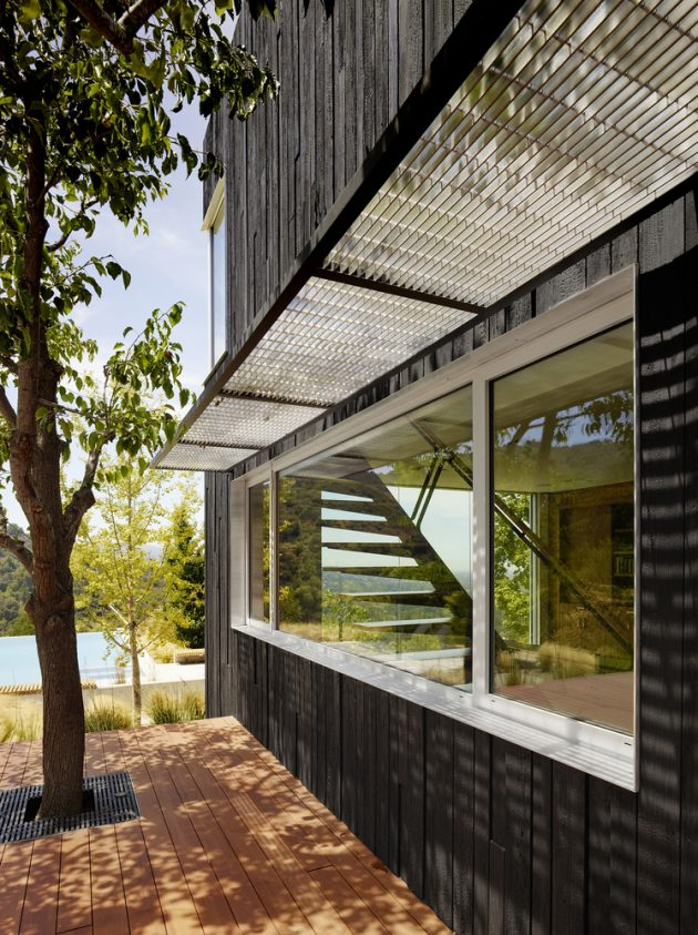 Shou Sugi Ban House by Schwartz and Architecture in Los ...