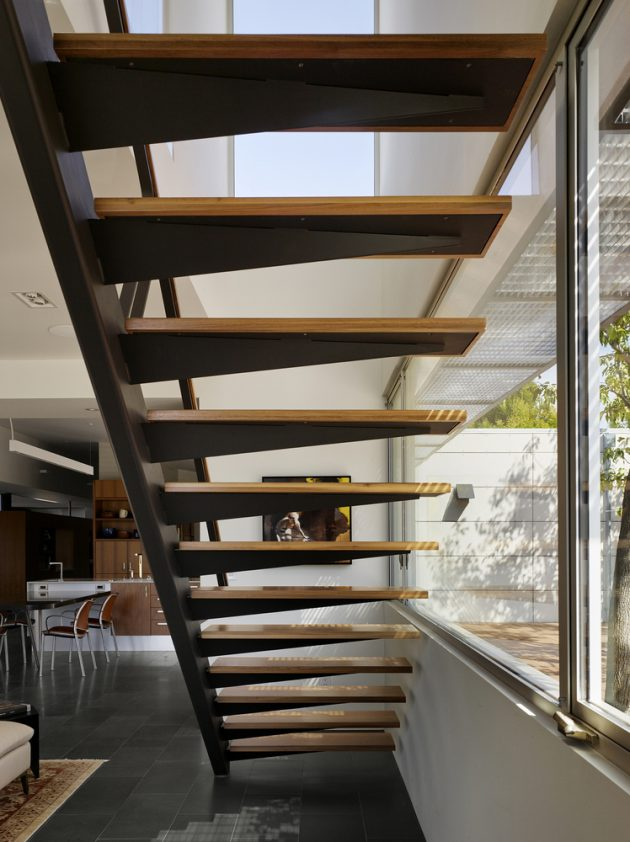 Shou Sugi Ban House By Schwartz And Architecture In Los Gatos California