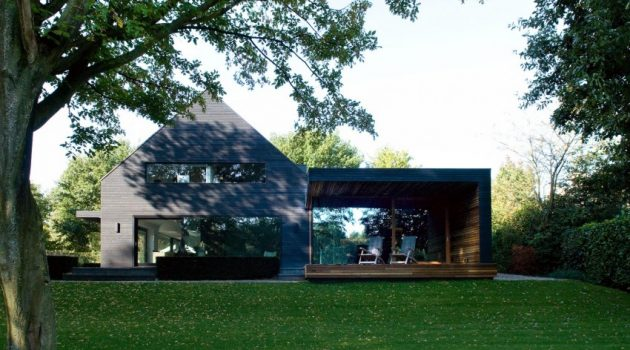 Woonhuis M by WillemsenU Architecten in North Brabant, The Netherlands