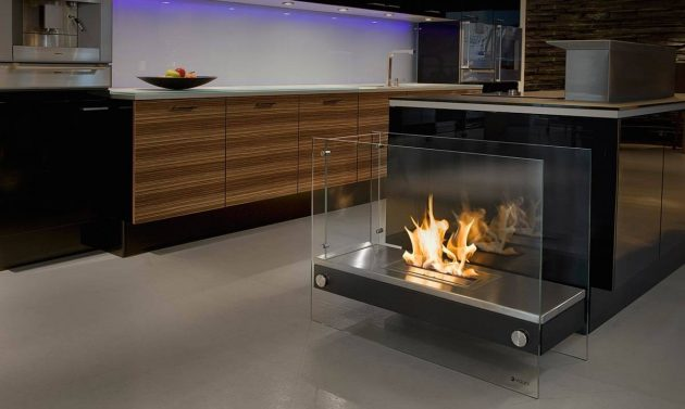 An ethanol fireplace can make a wonderful focal point for any room. They are cleaner and better for the environment than traditional coal or wood burning fires but offer the beauty and homely feel of a living flame. If you have decided that you want to buy an ethanol fire then there a few things to consider before