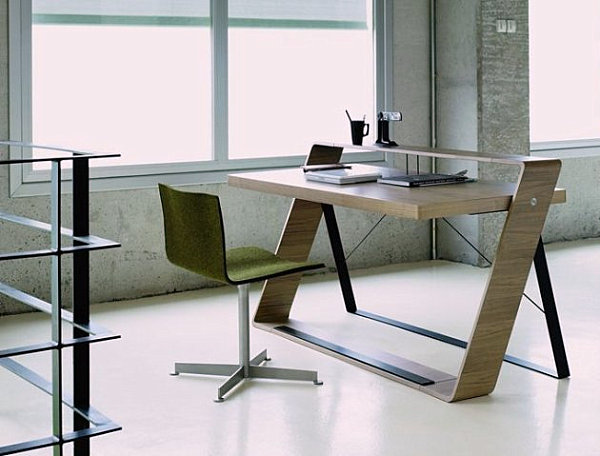 15 contemporary desks to beautify your home officeHome Contemporary Desks #4