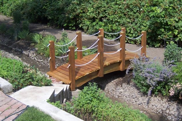 garden footbridge 16 garden bridges to enter diversity in your backyard 8706