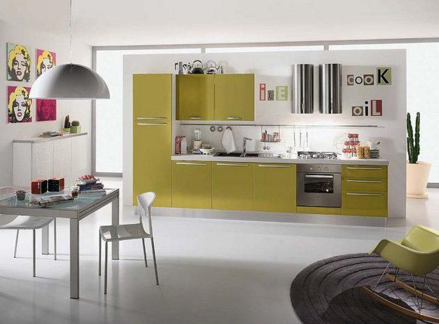 19 Delightful Ideas For Decorating Small Minimalist Kitchen