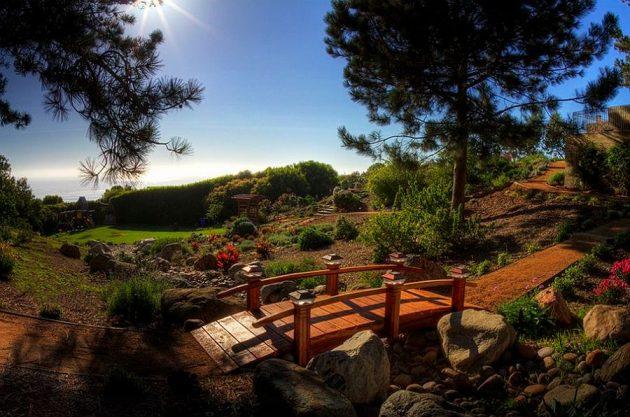 16 Divine Garden Bridges To Enter Diversity In Your Backyard