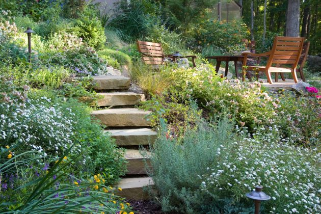 14 Fascinating Garden Steps That You Can Make In Your Free Time