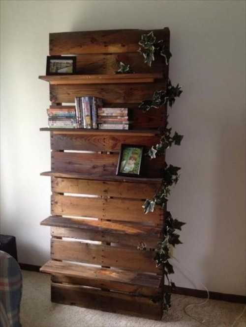 19 Super Functional Pallet Storage Items That You Can Make For Free