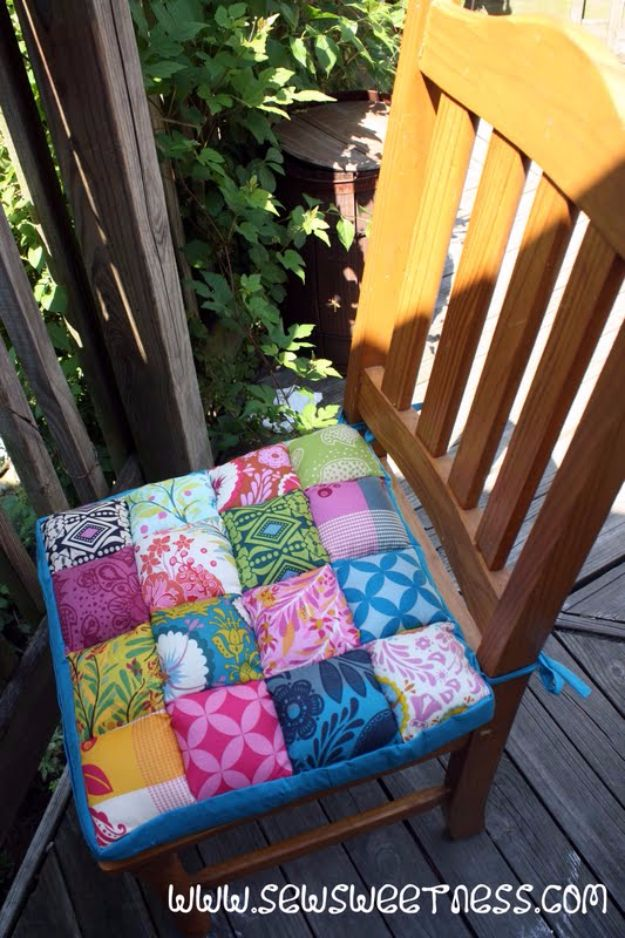 15 Awesome DIY Projects You Can Sew For Your Patio