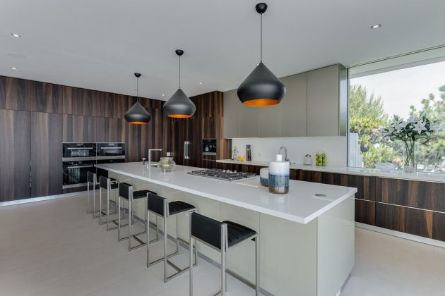 15 Captivating Contemporary Kitchen Designs That Will Charm You