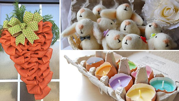 15 Creative Handmade Easter Decor Ideas That You Need To See