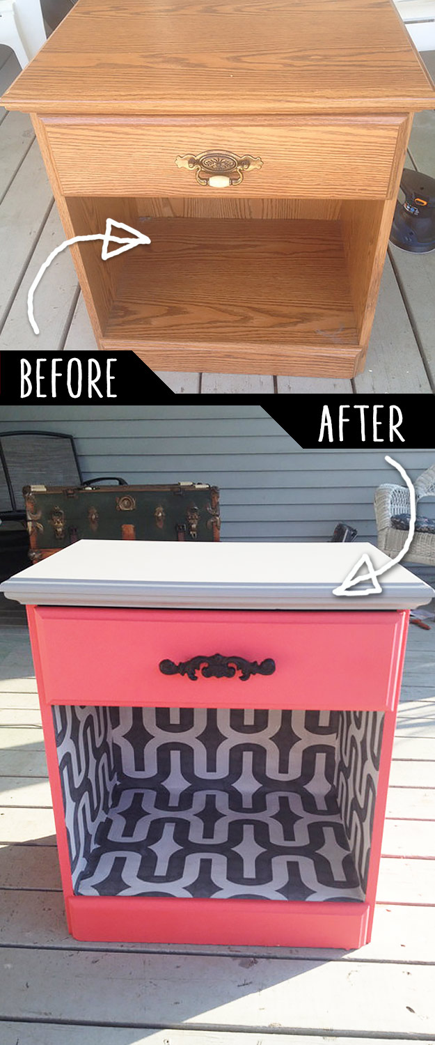 15 Inexpensive Ways To Makeover Your Furniture With DIY Ideas