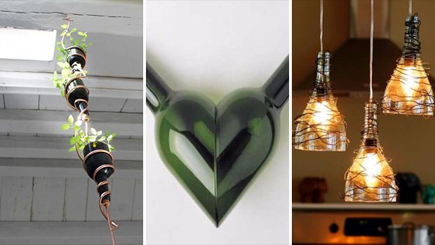 15 Super Cool DIY Wine Bottle Crafts You Simply Have To Try