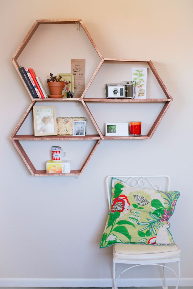 15 Unbelievably Simple DIY Shelving Projects That You Must Try