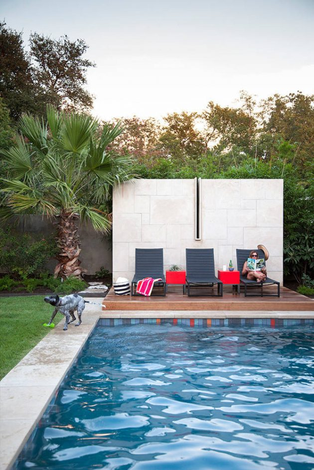 16 extravagant transitional swimming pool designs you won