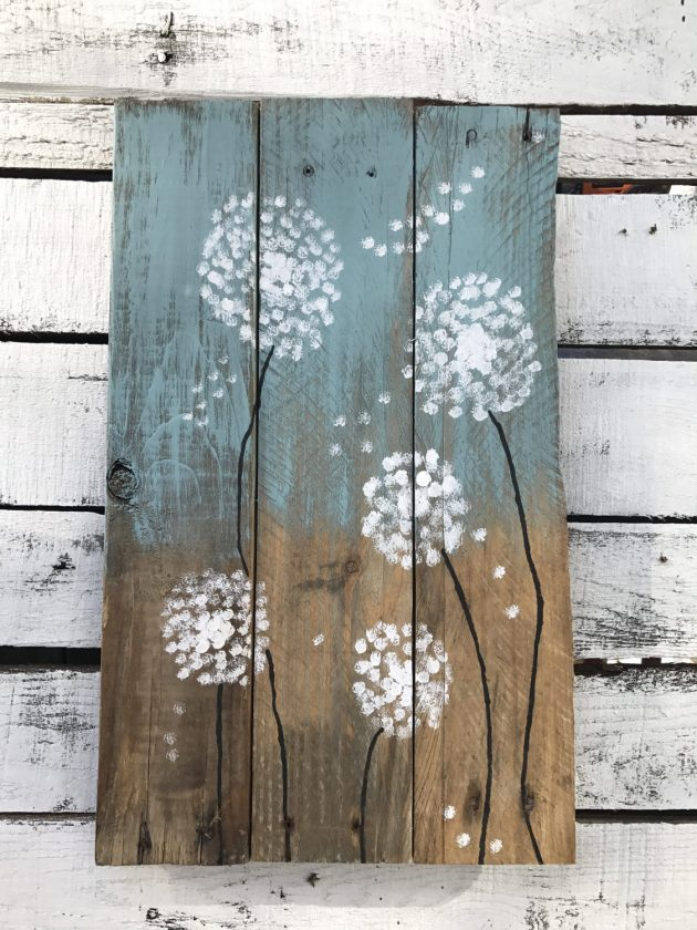 16 Inspirational Handmade Pallet Wood Wall Decor Ideas To Show Off Your Creativity