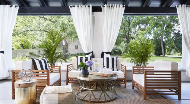 16 Stunning Transitional Patio Designs Your Backyard Desperately Needs