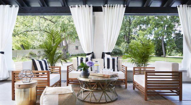 16 Stunning Transitional Patio Designs Your Backyard Desperately Needs