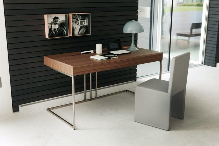 Contemporary desks for office Minimal Architecture Art Designs 15 Contemporary Desks To Beautify Your Home Office