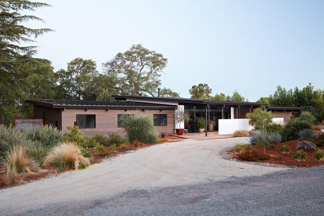 Modern Residence, Klopf Architecture, Orangevale, CA