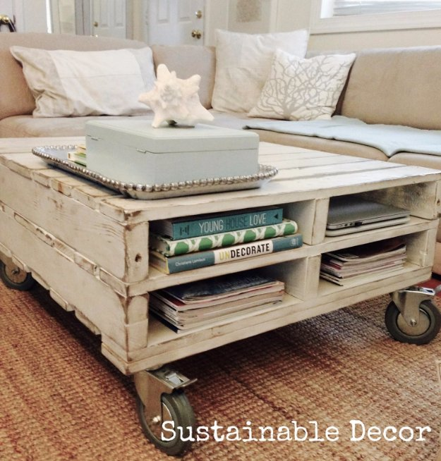 pallet furniture projects. 20 Awesome DIY Pallet Furniture Projects For Your Home