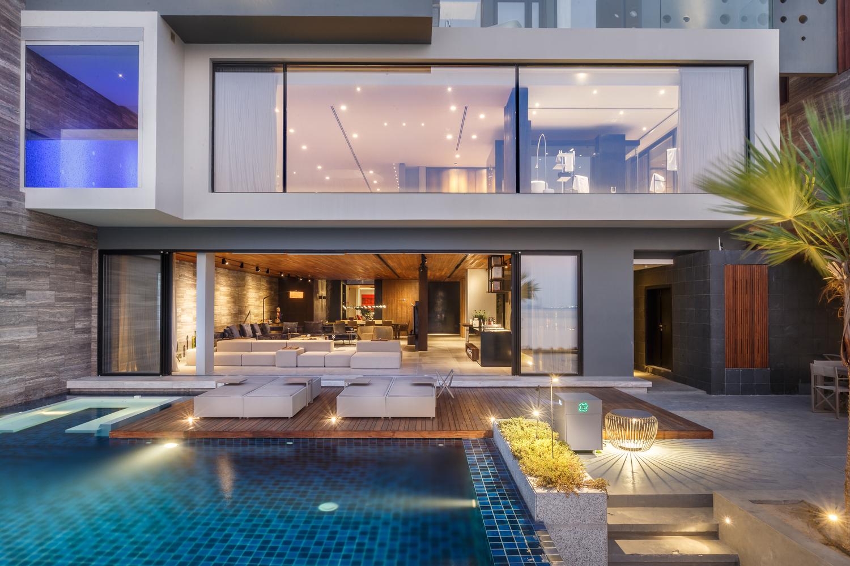 AAK Villa by MORIQ Interiors & Design Consultants on Amwaj Islands ...
