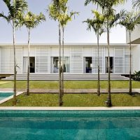 Casa do Patio by Leo Romano in Goiania, Brazil