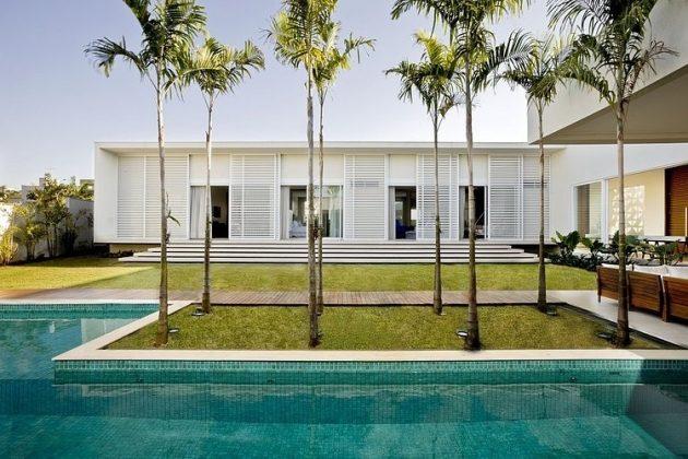 Casa do Patio by Leo Romano in Goiania, Brazil