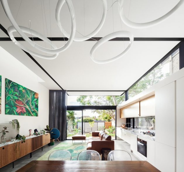 Doll House by Day Bukh Architects in Sydney, Australia
