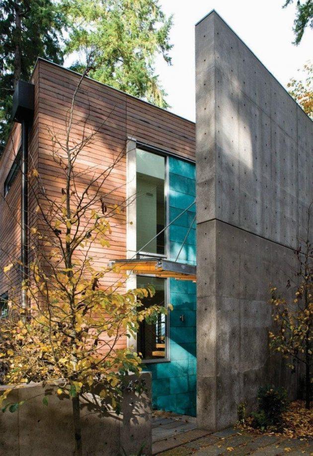 Dorsey Residence by Coates Design on the Bainbridge Island in Washington